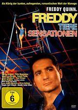 Freddy, Tiere, Sensationen - mit Freddy Quinn (Filmjuwelen/Dynasty DVD)
