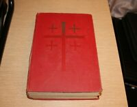 English-Latin Roman Missal for United States 1966 Benziger Brothers Catholic