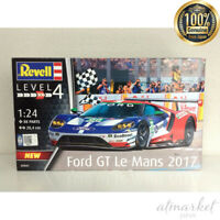 Germany level Mini Car Plastic model 07041 1/24 Ford GT Le Mans from JAPAN NEW