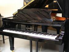 K. Kawai Kg 5 Grand Piano w/ Qrs Player System