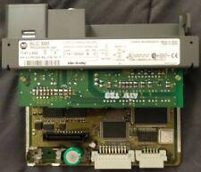 Allen Bradley SLC5/03 1747-L532 Ser D Rev 4 OS302 Ser B FFRN 10 16K RAM