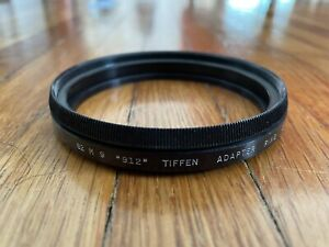 TIFFEN 85mm to Series 9 Filter Adapter Ring with Retaining Ring - 82M9 912