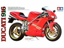 TAMIYA MOTORCYCLE SERIES NO.68 1:12 KIT MOTO IN PLASTICA  DUCATI 916 ART 14068