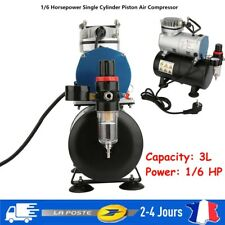 20-23 L/min 1/6 HP aérographe Compresseur avec réservoir EU 220V/50Hz