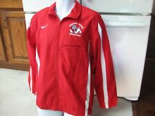 Fresno State College men's Volleyball team issue jacket Nike