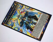 Number 93: Utopia Kaiser  YUGIOH orica SECRET RARE proxy altered art alternative