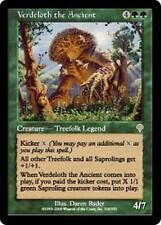 VERDELOTH THE ANCIENT Invasion MTG Green Creature — Treefolk RARE