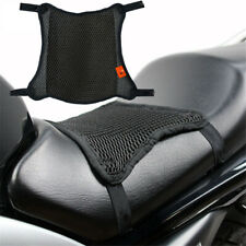 Universal Motorcycle Cool Seat Cover Mesh Cushion Heat Sunscreen Pad Accessories