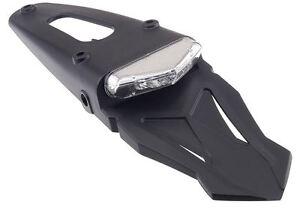 LED Rear Tail Light Enduro or SM fits Derbi 50 Senda SM X-treme 09-11