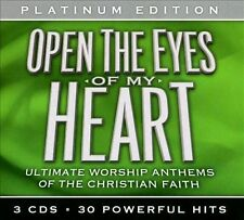 Open The Eyes Of My Heart Platinum Edition