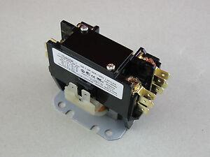 Hvacstar SA-1.5P-30A-120V Definite Purpose Contactor 1.5Pole 30FLA 120V AC Coil
