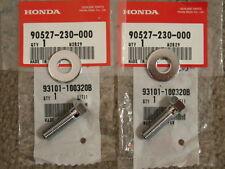 Honda Z50J Z50A Z50R Z50 JZ Fork Bridge Mount Kit 90527-230-000 93101-100320B