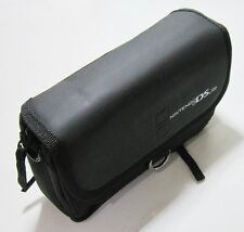 Stylish Shoulder Sling Waist Carrying Pouch Bag For Nintendo DS Lite(Black)