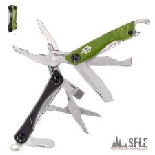 Gerber Dime Micro Tool, Green, Multi-Tool, 12 Funktionen, kompakt