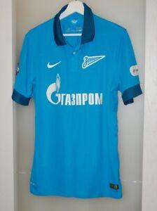Match worn shirt Zenit Russia Italy national team Juventus Genoa Criscito size M