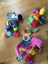 Sensory Baby Toys Lamaze 0- 9 months