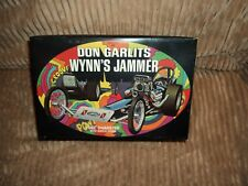 Vintage AMT Don Garlits Wynn's Jammer Model Kit (1/25 Scale)