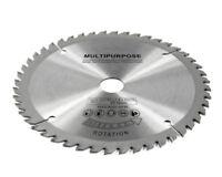TCT 165 x 20mm x 48T Lame de scie circulaire Pour Dewalt Makita Ryobi Bosch