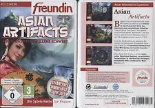 Asian Artifacts - Suche das verschollene Schwert !! spannendes Wimmelbildspiel !