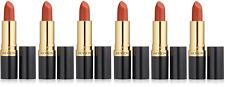 Revlon Super Lustrous Lipstick Pearl #026 Abstract Orange (6 Pack)