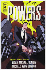 Powers #1 by Brian Michael Bendis (2000) Image Comics
