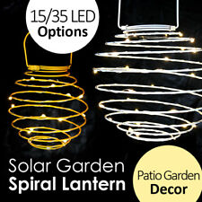 Solar Outdoor Lanterns Ebay