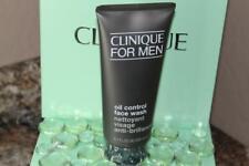 Clinique For Men OIL-CONTROL FACE WASH Sealed Fresh NIB Full Size EXP 01/2022