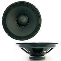 "PRO AUDIO 15"" RAW Replacement DJ Sub Woofer Loud Speaker DRIVER FULL RANGE 8 OHM"