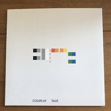 "coldplay - Talk 7"" vinyl"