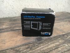 --- GOPRO LCD BACPAC FEATURES ---