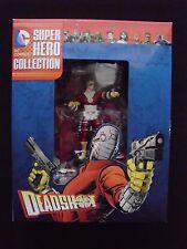 DC Comics Super Hero Collection - Deadshot Resin Figurine w/ Booklet - NIB