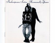 CD SHAKESPEARS SISTER hormonally yours 1992