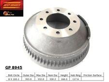 Brake Drum fits 1981-2002 GMC C2500,K2500 G3500 C2500 Suburban,K2500 Suburban  B