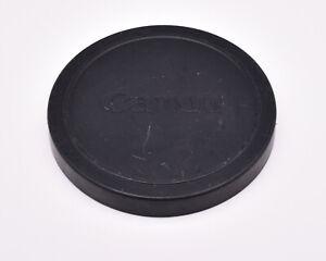 Canon 72mm Plastic Push-On Front Lens Cap (#8476)