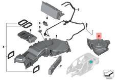 Genuine BMW E70 E70N F15 F85 Heater Blower for 3rd Seat Row OEM 67639118074