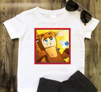 MOOSECRAFT T Shirt XBOX PS4 GAMER Fans Tshirt - Youtube fans Top