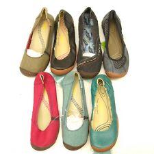 New Keen Trail Hiking Walking Ballerina Slip On Shoes Womens Size US 7 EU 37.5