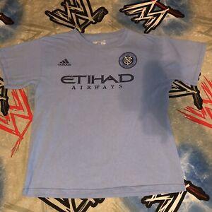 NYC Football Club Frank Lampard Jersey Shirt Youth Medium (10/12) Soccer Blue