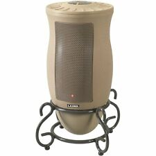 Lasko Designer Series Ceramic Oscillating Heater With Remote Control