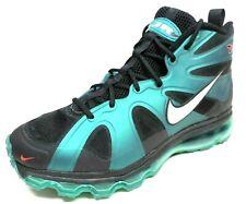 Nike Air Max Griffey Fury GS 501827 300 Basketball Boys Shoes Dark Green High