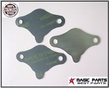 VAUXHALL ASTRA CORSA MERIVA VECTRA ZAFIRA EGR VALVE BLANKING PLATE AND 2 GASKET