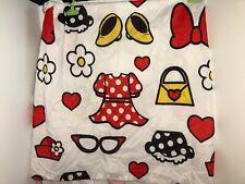 Disney Minnie Mouse Twin Bedding 3 Piece Sheet Set Love Minnie