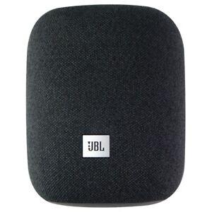 DEMO - JBL Link Music 360-Degree Compact Smart Speaker - Black GRADE A
