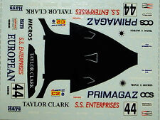 decals 1/43: Spice Le Mans 1991 N°44