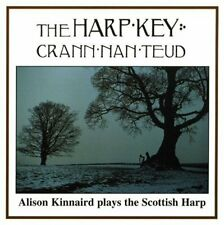 Alison Kinnaird - The Harp Key [CD]