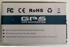 """roHs GPS Navigation System 7"""" Screen + Accessory Package - New, Unused in Box"""