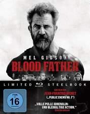"""BLOOD FATHER"" - Mel Gibson - Action Thriller - ltd BLU RAY STEELBOOK - neu/OVP"