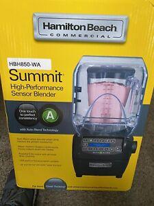 Hamilton Beach HBH850 Summit 3 hp 64 oz. High Performance Bar Blender - 120V