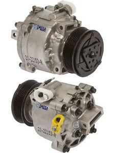 New AC A/C Compressor Fits: 2008 - 2012 Mitsubishi Outlander V6 3.0L W/ QS90