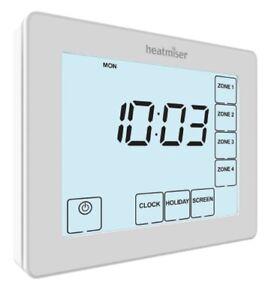 Heatmiser touch series TM4-TS v2